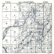 Williamstown Township, Kekoskee, Mayville, Dodge County 192x